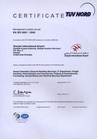 certificate-SAA-QMS