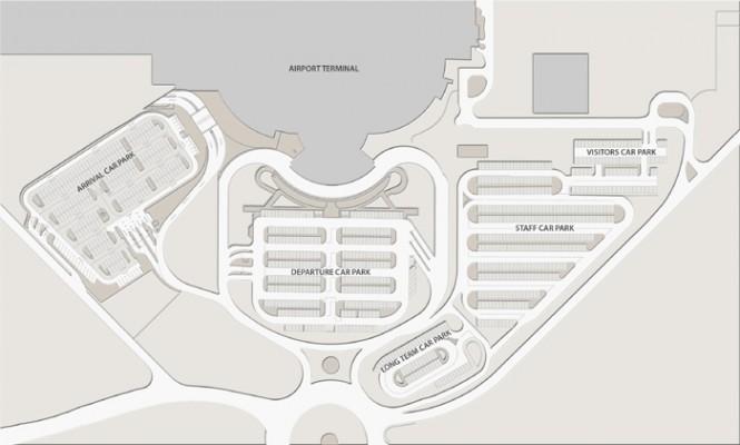 Car Park map