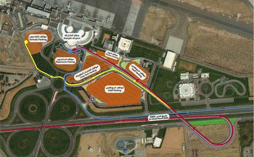 Car Parking | Sharjah Airport